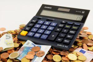 Calculs d'optimisation des flux de trésorerie